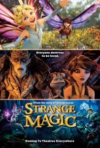 Love is strange. :p