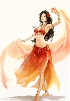 0d3a6fdfe91a369844c23c76c18bdedd-gypsy-drawing-fire-dancer